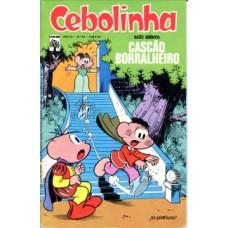38690 Cebolinha 43 (1976) Editora Abril