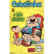 38702 Cebolinha 53 (1977) Editora Abril