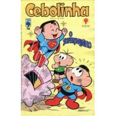 38728 Cebolinha 76 (1979) Editora Abril