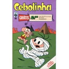 38733 Cebolinha 81 (1979) Editora Abril
