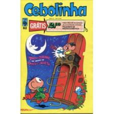 38734 Cebolinha 82 (1979) Editora Abril