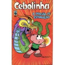 38736 Cebolinha 84 (1980) Editora Abril