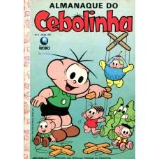 Almanaque do Cebolinha 5 (1989)