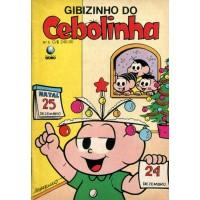 Gibizinho do Cebolinha 5 (1991)