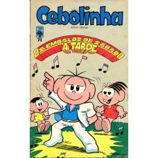 Cebolinha 71 (1978)