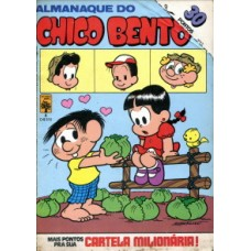 38634 Almanaque do Chico Bento 3 (1983) Editora Abril