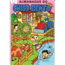 Almanaque do Chico Bento 22 (1993)