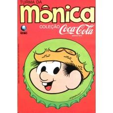 Turma da Mônica Coleção Coca Cola (1990) Chico Bento