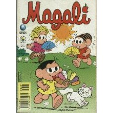 26550 Magali 201 (1997) Editora Globo
