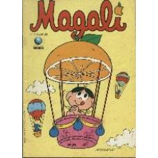 26716 Magali 13 (1989) Editora Globo