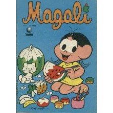 26720 Magali 37 (1990) Editora Globo