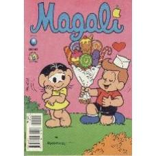27648 Magali 157 (1995) Editora Globo
