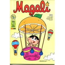 Magali 13 (2009) Coleção Histórica