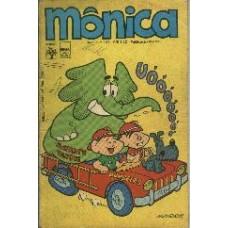 25993 Mônica 31 (1972) Editora Abril