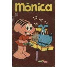 26003 Mônica 61 (1975) Editora Abril