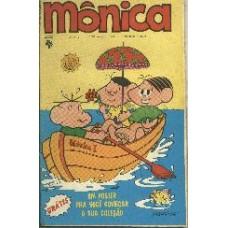 29550 Mônica 36 (1973) Editora Abril
