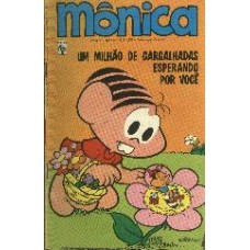 29553 Mônica 40 (1973) Editora Abril