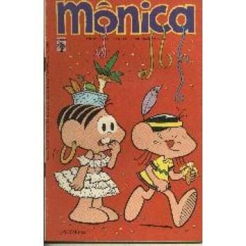 29556 Mônica 46 (1974) Editora Abril