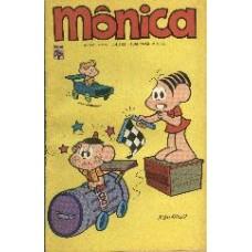 29560 Mônica 50 (1974) Editora Abril