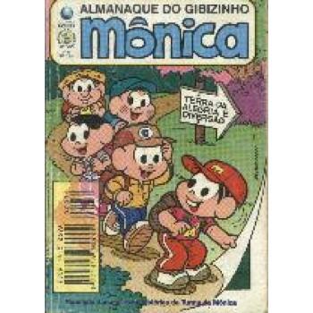 31733 Almanaque do Gibizinho Mônica 35 (2000) Editora Globo