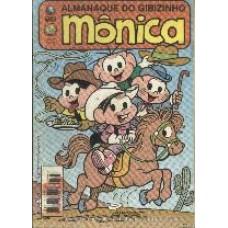 31734 Almanaque do Gibizinho Mônica 52 (2002) Editora Globo