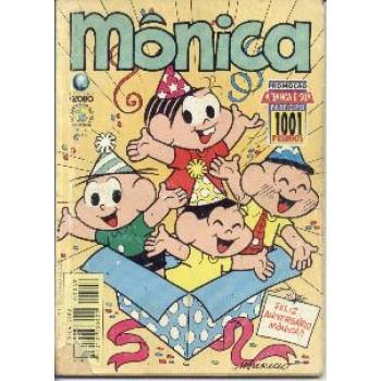 32009 Mônica 136 (1998) Editora Globo