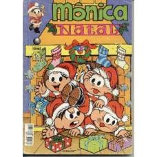 32093 Mônica Edição Especial de Natal 6 (2003) Editora Globo