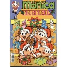 32094 Mônica Edição Especial de Natal 6 (2003) Editora Globo