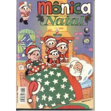 32100 Mônica Edição Especial de Natal 8 (2005) Editora Globo