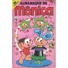 38604 Almanaque da Mônica 4 (1979) Editora Abril