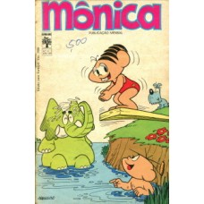 38844 Mônica 11 (1971) Editora Abril