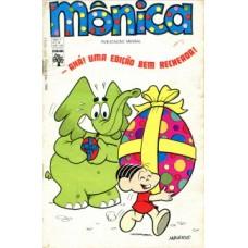 38859 Mônica 24 (1972) Editora Abril