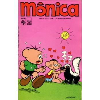 38865 Mônica 30 (1972) Editora Abril
