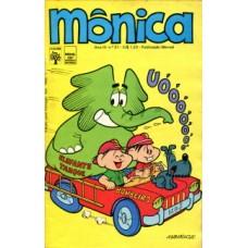 38867 Mônica 31 (1972) Editora Abril