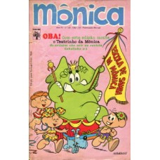 38870 Mônica 34 (1973) Editora Abril