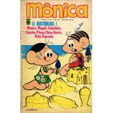 38879 Mônica 43 (1973) Editora Abril