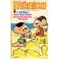 38880 Mônica 43 (1973) Editora Abril