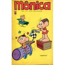 38885 Mônica 50 (1974) Editora Abril