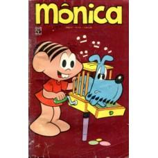38896 Mônica 61 (1975) Editora Abril