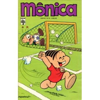 38917 Mônica 81 (1977) Editora Abril