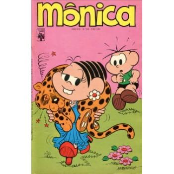 38934 Mônica 96 (1978) Editora Abril