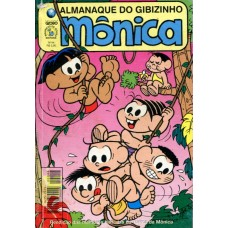 Almanaque do Gibizinho Mônica 44 (2001)