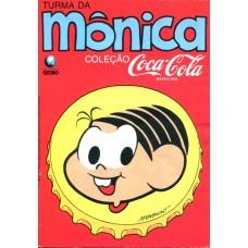 Turma da Mônica Coleção Coca Cola (1990) Mônica
