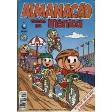 25665 Almanacão Turma da Mônica 3 (1995) Editora Globo