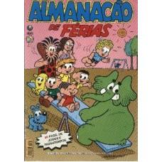 26407 Almanacão de Férias 36 (2002) Editora Globo