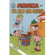 31349 Turma da Mônica (1977) Um Lixo Bem Cuidado Maurício de Sousa Produções