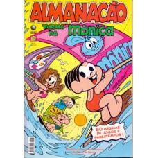 37811 Almanacão Turma da Mônica 16 (2002) Editora Globo