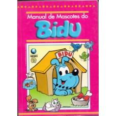 37889 Manual de Mascotes do Bidú (1998) Editora Globo