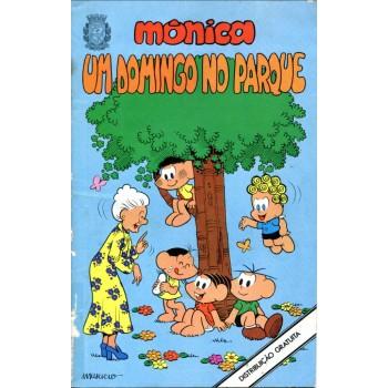 Turma da Mônica (1977) Um Domingo no Parque