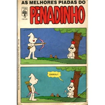 As Melhores Piadas do Penadinho 13 (1986)
